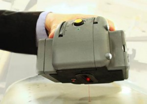 Bristol innovators launch scanner that can help airlines clean up their act and lower fuel bills