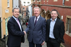 Former Whyatt Pakeman partner joins fast-growing accountants Corrigan Associates