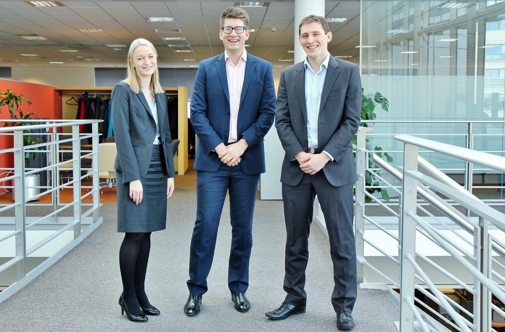 Three qualifying lawyers join Osborne Clarke's Bristol office
