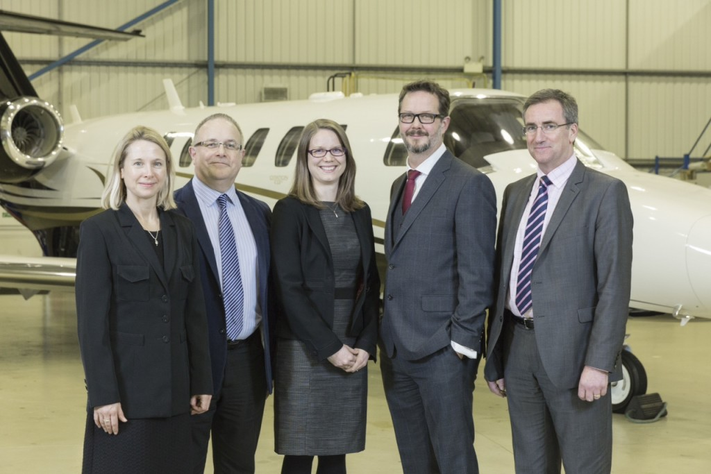 Takeover puts Bristol private jet charter firm on flightpath for further growth