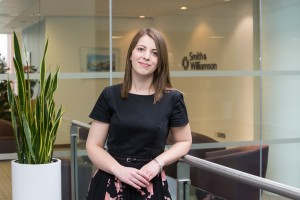 Double top for Smith & Williamson auditor Holly in accountancy exams