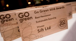 Go Green Award winners praised for helping build city's environmental prowess