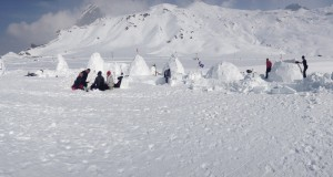 Bristol Business News travel: Igloo building for beginners in Switzerland