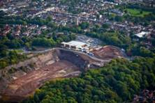 Challenging quarry infill project opens up award nomination for Clarkebond