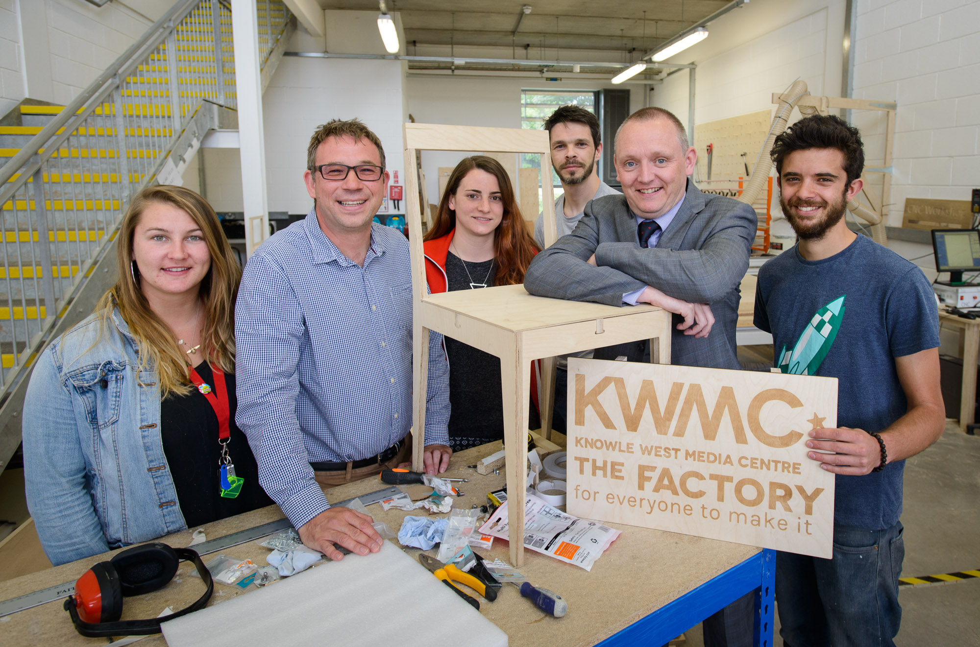 NatWest skills fund award for Knowle West Media Centre