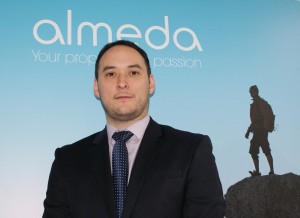 Growth continues at Almeda Facilities with appointment of experienced financial controller