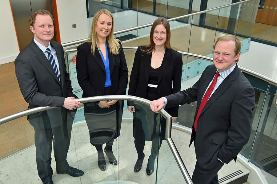 First appointments made by Thrings to new legal director role – along with four new partners