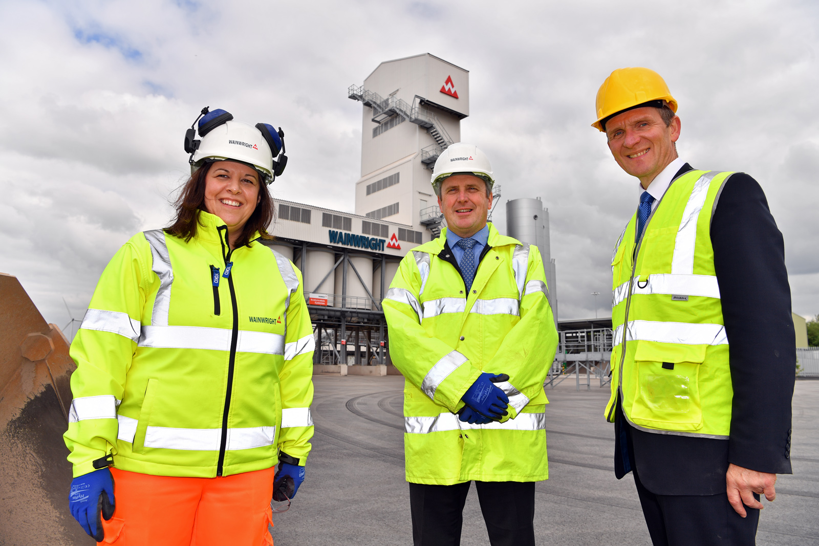 Avonmouth asphalt plant paves way for further growth at historic aggregates firm