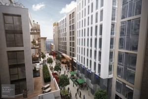 Top chefs cook up plan for new Bristol food hub as part of city's latest urban regeneration scheme