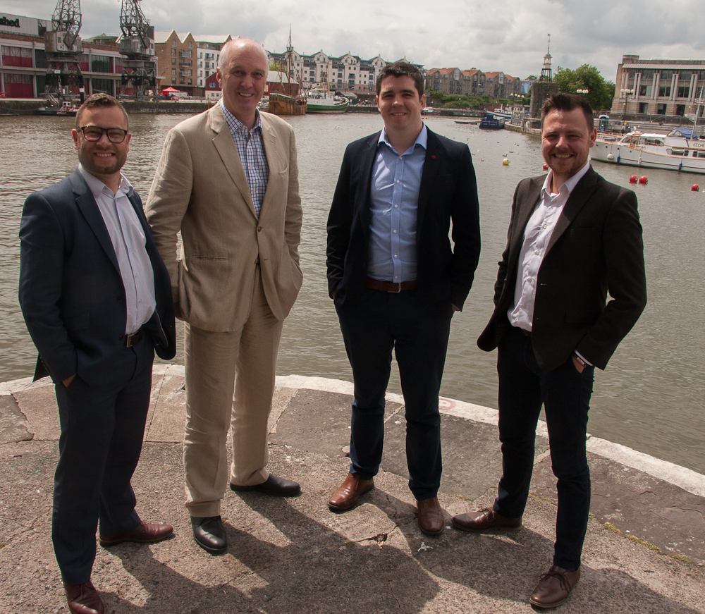 First businesses connected to ultra-fast internet services as Gigabit City's Bristol network goes live