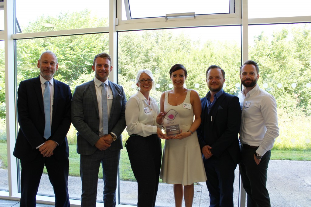 Rethink Recruitment's radical approach to staff wellbeing wins it Happiest Workplace award