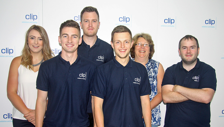 Clip continues to build its team as growth spurs half a dozen new appointments