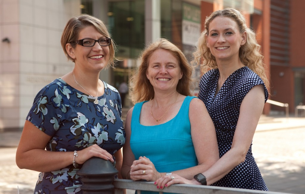 Trio of promotions for Smith & Williamson's Bristol office