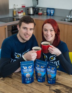 Sports performance coffee firm's runaway success leads group of award-winning entrepreneurs