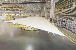 Farnborough Airshow: Take-off for Bristol-led innovative wing development project
