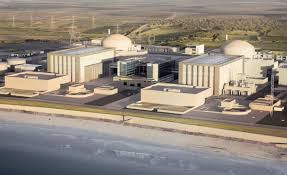 £18bn Hinkley Point C nuclear power plant due to get green light this evening