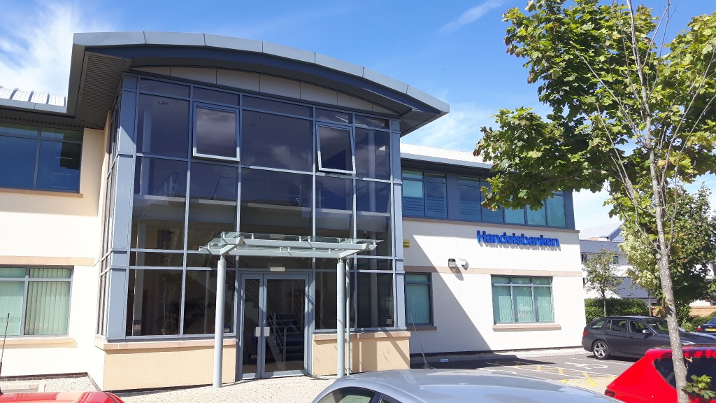 Handelsbanken's Portishead branch signals growth of town as vibrant business centre