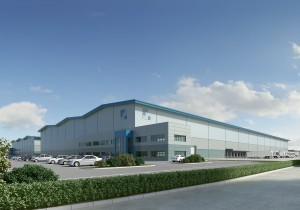 Industrial market accelerates as major Bristol distribution schemes come on stream