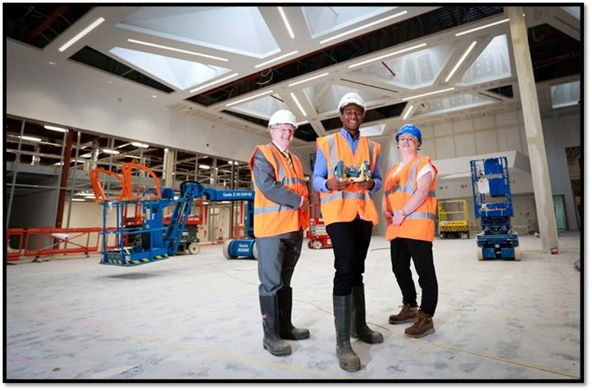 New UWE innovation centre welcomes first hi-tech occupier