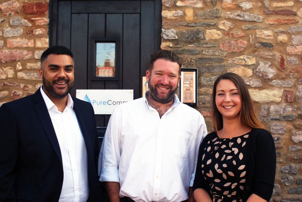 New-look board at Pure Comms as more growth comes on line