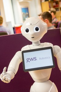 Pepper the 'emotional' robot to make his debut at Bristol tech showcase