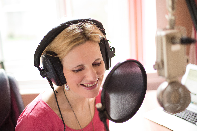 The LAST WORD: Faye Dicker, voiceover artist, radio