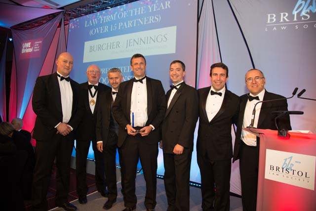 Bristol Law Society annual awards: Winners photo gallery
