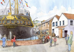 SS Great Britain brings in Swindon construction firm Beard to build its Brunel museum