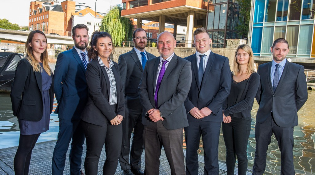 New joiners take Colliers' Bristol investment property management team to highest-ever staffing level