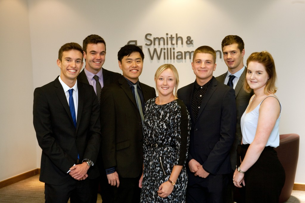 Top school leaver employer accolade for Smith & Williamson