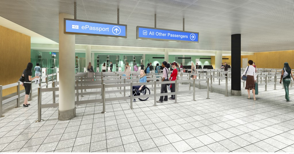 £2.3m immigration hall improvement plan to cut congestion at Bristol Airport