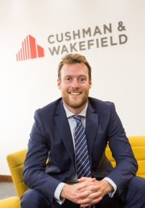 Associate promotion at Cushman & Wakefield's Bristol project management and consultancy team