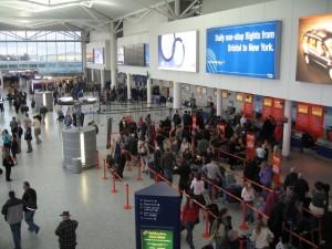 Bristol Airport tops UK passenger satisfaction poll despite its busiest-ever summer