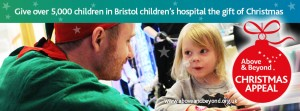 Businesses urged to go above & beyond and sprinkle some magic for kids in hospital at Christmas