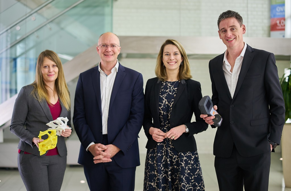 Investment showcase offers funding promise for trio of Bristol tech start-ups