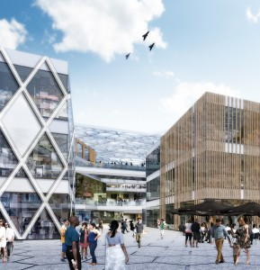 Major plan to transform Broadmead into modern city centre retail, leisure and living area