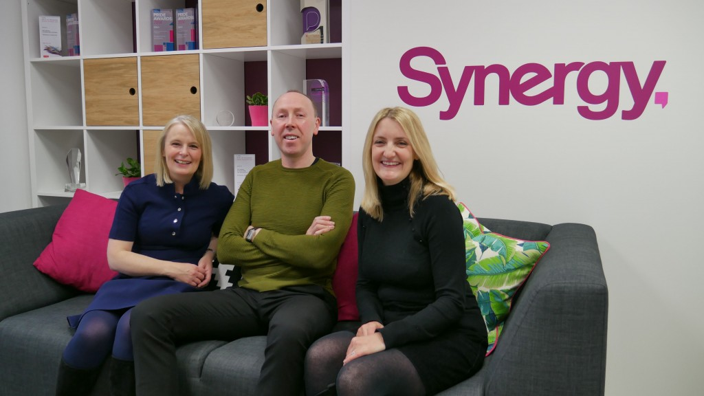 New home for Synergy Creative after year of intense growth