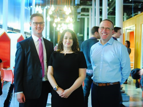 Partnership launched at Engine Shed to drive forward city's education-business links
