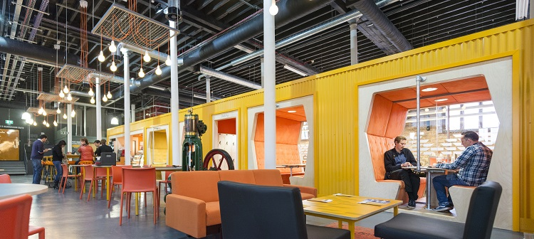 Engine Shed extends business lounge access to Institute of Chartered Accountants members