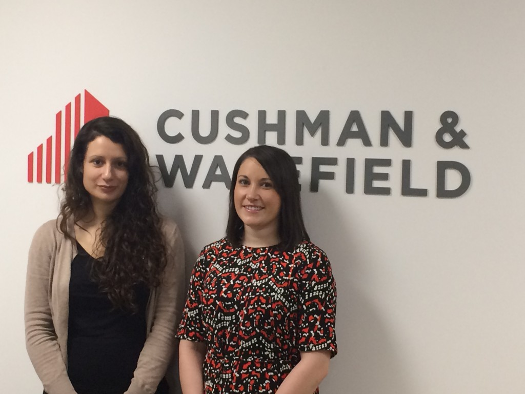 Retail asset services appointments at Cushman & Wakefield's regional office