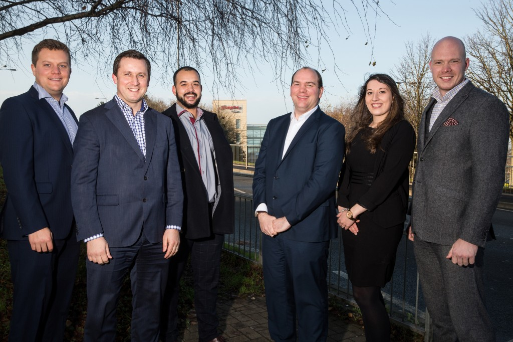 Hampton by Hilton Bristol Airport appoints six-strong management team