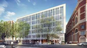 'Outstanding' accolade for Bristol spec office scheme – before it is finished