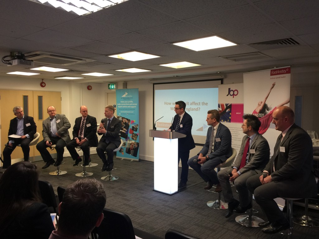 Bristol business leaders see risks – but also opportunities – as official moves start to quit EU