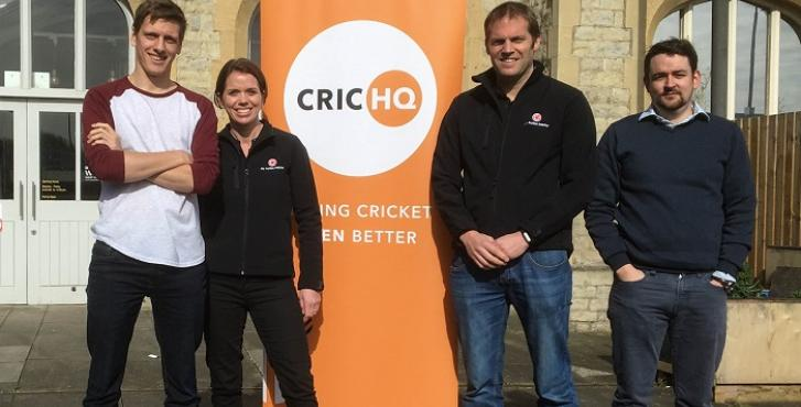 Leading-edge Bristol 'instant replay' firm acquired by global cricket group