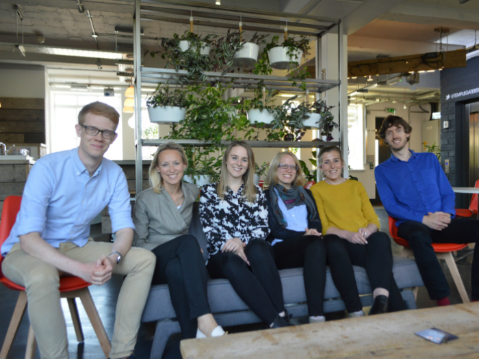 Leadership team restructure and new arrival boost fast-growing digital marketing agency