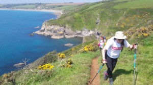 Feat of endurance for Foot Anstey staff as 150 of them trek from Truro to Bristol offices for charity