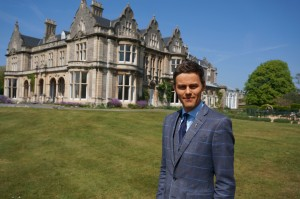 New managing director sees growth potential at Clevedon Hall