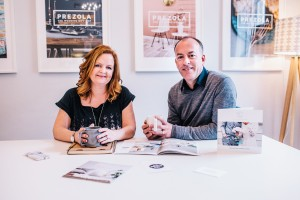 Bristol team unwraps £3m investment package for online wedding gift business