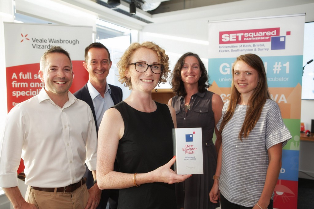 'Virtual Mary Poppins' capable of organising modern family life lifts elevator pitch trophy