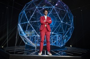 The Crystal Maze zones in on a new home at The Bottle Yard Studios